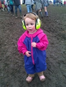 festival waterproof toddler with kids ear defenders
