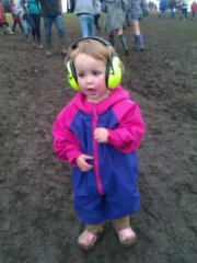 festival waterproof toddler with kids ear defenders
