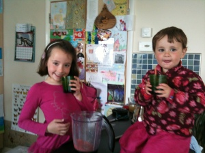 kids smoothies