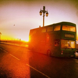big green bus brighton
