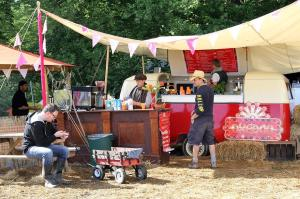 bug bar @ Elderflower Fields 2014
