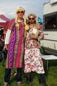 shambala happy couple