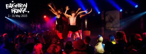 Brighton Fringe Festival 2015